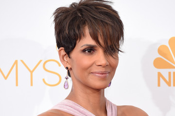 Halle Berry 66th Annual Primetime Emmy Awards Press Room