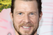 Actor Eric Mabius attends Hallmark Channel and Hallmark Movies and Mysteries Winter 2018 TCA Press Tour at Tournament House on January 13, 2018 in Pasadena, California.