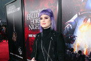 Kelly Osbourne attends Halloween Horror Nights at Universal Studios Hollywood on September 12, 2019 in Universal City, California.