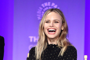 Halston Sage The Paley Center For Media's 35th Annual PaleyFest Los Angeles - 'The Orville' - Inside