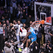 Hamidou Diallo Celebrities Attend The 2019 NBA All-Star Saturday Night