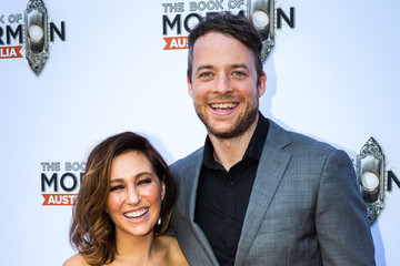Hamish Blake 'The Book of Mormon' Opening Night - Arrivals