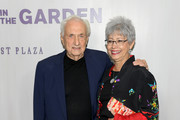 Frank Gehry (L) and Berta Gehry attend the Hammer Museum 16th Annual Gala in the Garden with generous support from South Coast Plaza at the Hammer Museum on October 14, 2018 in Los Angeles, California.
