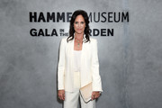 Annabeth Gish attends Hammer Museum's 17th Annual Gala In The Garden on October 12, 2019 in Los Angeles, California.