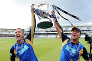 Dominic Cork and James Adams Photos Photo