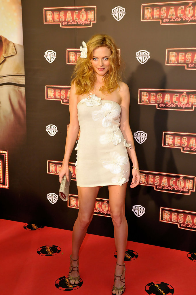 Heather Graham Photos Photos The Hangover Barcelona