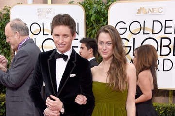 Hannah Bagshawe Arrivals at the Golden Globe Awards — Part 2