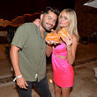 Hannah Godwin Popeyes Nuggets Activation At Sports Illustrated Swimsuit Party