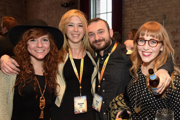 Hannah Gold The Agency Group Party At Pollstar Live! 2015