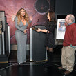 Hannah Karp Mariah Carey Lights The Empire State Building In Celebration Of The 25th Anniversary Of