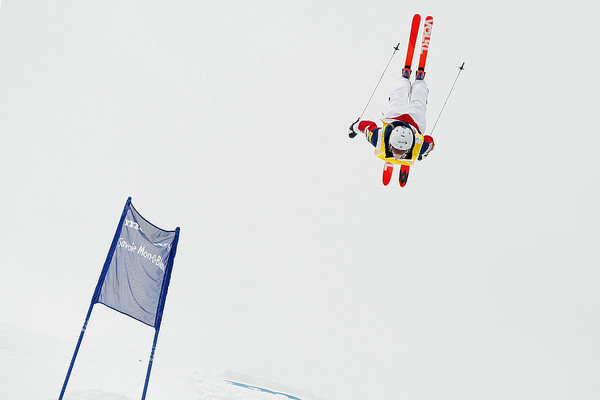 FIS Freestyle Ski World Cup - Men's and Women's Dual Moguls