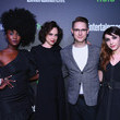 Hannah Marks Hulu's New York Comic Con After Party