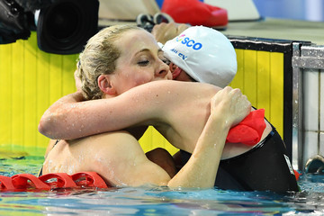 Hannah Miley Swimming - Commonwealth Games Day 4