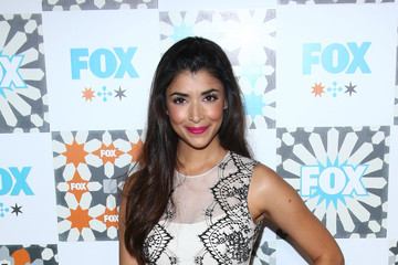 Hannah Simone Arrivals at the Fox Summer TCA All-Star Party