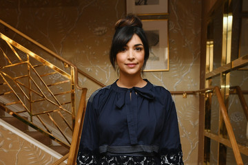 Hannah Simone Glamour x Tory Burch Women To Watch Lunch