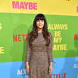 Hannah Simone World Premiere Of Netflix's 'Always Be My Maybe'