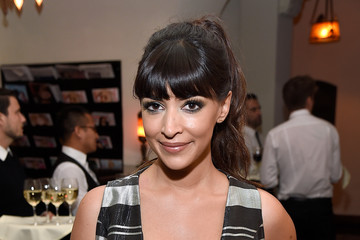 Hannah Simone Entertainment Weekly Celebrates Screen Actors Guild Award Nominees at Chateau Marmont Sponsored by Maybelline New York - Inside