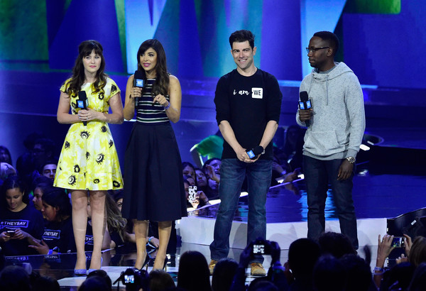 is lamorne morris dating hannah simone Hannah simone and lamorne morris in the about three years later (jake johnson) are dating and returning home (hannah simone) is a modeling agent.
