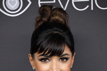 Hannah Simone Warner Bros. Pictures and InStyle Host 18th Annual Post-Golden Globes Party - Arrivals