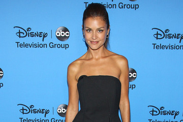 Hannah Ware Disney and ABC Stars Gather in Beverly Hills