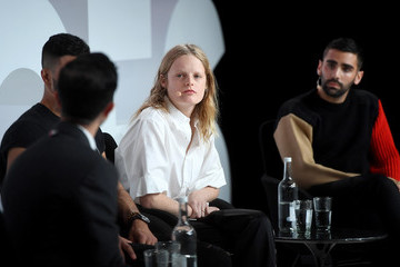 Hanne Gaby Odiele The Business of Fashion Presents VOICES 2017 - Day 1