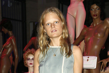 Hanne Gaby Odiele Alexander Wang And Bvlgari Celebrate A.W. BVLGARI'S 712 Fifth Avenue