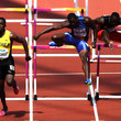 Hansle Parchment 16th IAAF World Athletics Championships London 2017 - Day Three