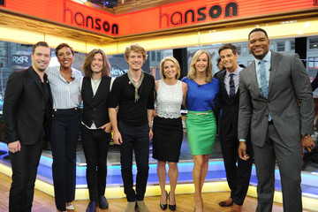 "Hanson ABC's ""Good Morning America"" - 2017"
