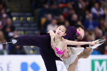 Hao Zhang ISU World Figure Skating Championships 2016 - Day 6