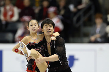 Hao Zhang World Figure Skating Championships