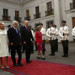 Harald V of Norway Norwegian King Harald V And Queen Sonja Visit Chile - Day 2