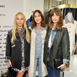 Harley Viera-Newton Alexa Chung Celebrates Barbour By ALEXACHUNG Fall 2019 Collection At Nordstrom