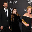 Harlow Olivia Calliope Jane The 2019 InStyle And Warner Bros. 76th Annual Golden Globe Awards Post-Party - Red Carpet