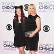 Harlow Olivia Calliope Jane Arrivals at the People's Choice Awards