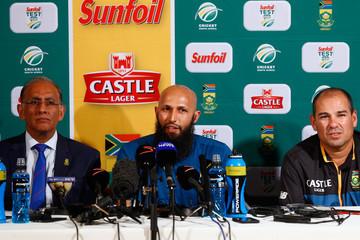 Haroon Lorgat South Africa v England - Second Test: Day Five