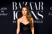"""Negin Mirsalehi attends as Harper's BAZAAR celebrates """"ICONS By Carine Roitfeld"""" at The Plaza Hotel presented by Cartier - Arrivals on September 06, 2019 in New York City."""