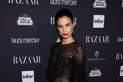 Sara Sampaio - Every Stunning Look from Harper's Bazaar's 'ICONS' Party