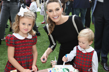 Harper Grace Hammer Brooks Brothers And St Jude Children's Research Hospital Annual Holiday Celebration In Beverly Hills