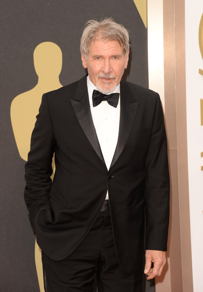 Harrison Ford Pictures - Arrivals at the 86th Annual Academy Awards — Part 14 - Zimbio  Harrison
