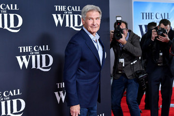 "Harrison Ford Premiere Of 20th Century Studios' ""The Call Of The Wild"" - Arrivals"