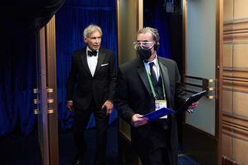 Harrison Ford 93rd Annual Academy Awards - Backstage