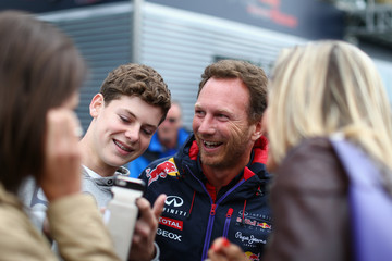 Harrison Newey F1 Grand Prix of Belgium: Qualifying