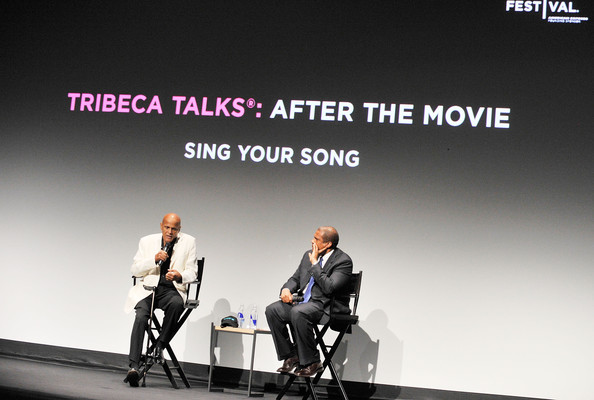 "Tribeca Talk After The Movie ""Sing Your Song"" At The 2011 Tribeca Film Festival"