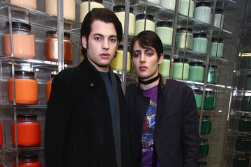 Harry Brant M.A.C. Cosmetics and the Brant Brothers Debut New Collection at M.A.C. Pro Store