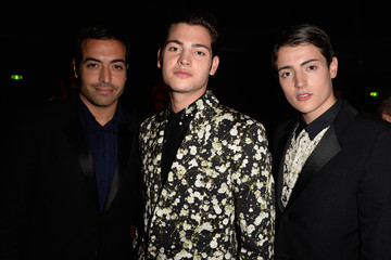 Harry Brant Viktor&Rolf : Front Row - Paris Fashion Week : Haute Couture Fall/Winter 2014-2015