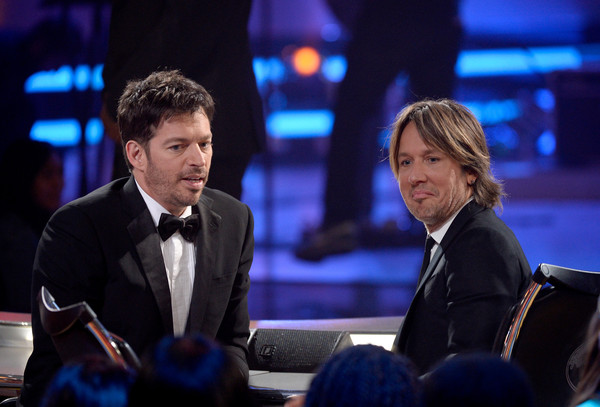 'American Idol' XIV Grand Finale - Show [american idol,event,performance,conversation,television program,judges,keith urban,harry connick jr,california,hollywood,dolby theatre,american idol xiv grand finale - show,xiv grand finale]