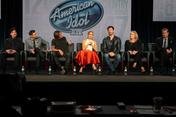 Harry Connick, Jr. Keith Urban 2015 Winter TCA Tour - Day 11