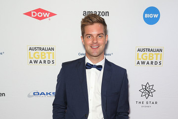 Harry Cook Australian LGBTI Awards - Arrivals