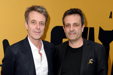 Harry Gregson-Williams US Premiere Of Hulu's 'Catch-22'  - Red Carpet