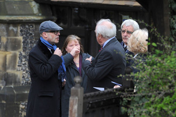 Harry Hill Funeral of Entertainer Ronnie Corbett